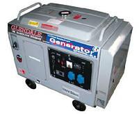 Дизель-генератор Glendale DP6500L-SLE/1 АВТОЗАПУСК