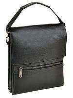 Мужская сумка-планшет (борсетка) DR. BOND 306-3 black, фото 1