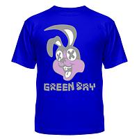 Футболка Green day rabbit