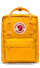 Рюкзак Fjallraven Kanken Classic Желтый, фото 3