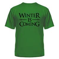 Футболка Winter is Coming, фото 1