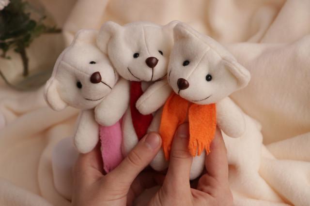 Іграшки з фетру