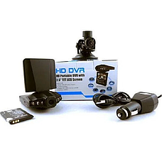 Видеорегистратор HD DVR Н-198, регистратор автомобильный, авто регистратор, фото 3