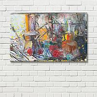 Современный художник Репродукція Дубликат картины Копия картины Алиев-Ковыка Картина на ткане Клише