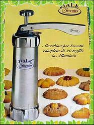 Кондитерський прес-шприц для бісквітів Jiale biscuits