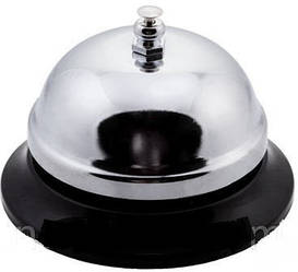 Дзвінок настільний для офіціанта Ø 85 мм (шт)