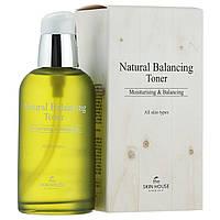 The Skin House Natural Balancing Toner Балансирующий тонер для обезвоженной жирной кожи
