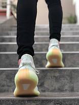 Мужские кроссовки в стиле Adidas Yeezy Boost 350 V2 Hyperspace, фото 3