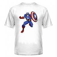 Майка Captain America