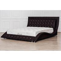 Кожаная двуспальная кровать B210 (цвета в ассортименте) Sonata Mobel,Германия