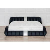 Кожаная двуспальная кровать B250 (цвета в ассортименте) Sonata Mobel,Германия