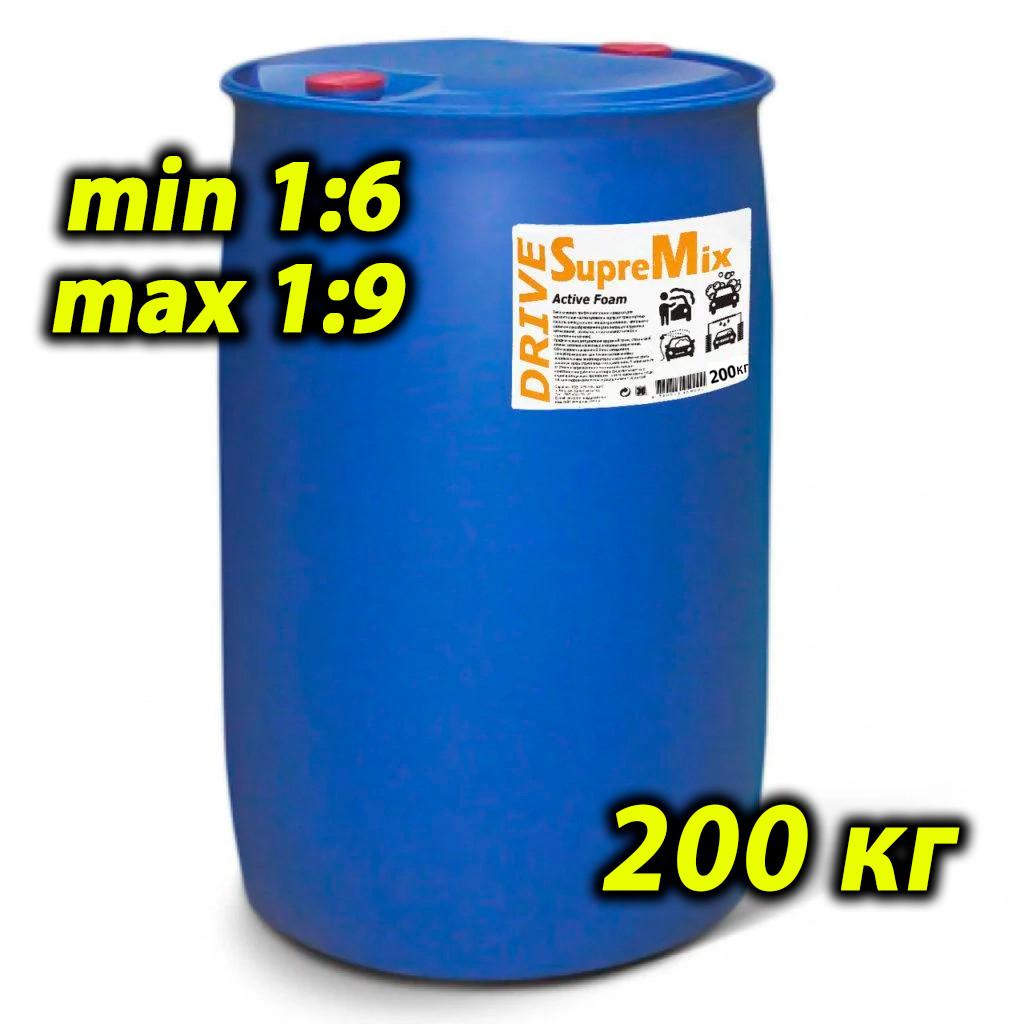 Активная пена 1:9 200 кг SupreMix DRIVE