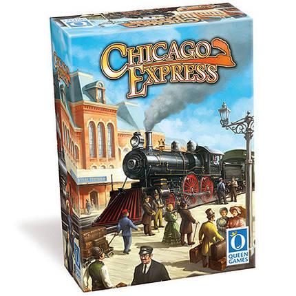 Настольная игра Chicago Express (Чикагский экспресс), фото 2