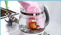 Силиконовые многофункциональные перчатки-щетки ( Перчатки для мытья и чистки посуды), фото 2