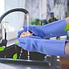 Силиконовые многофункциональные перчатки-щетки ( Перчатки для мытья и чистки посуды), фото 5