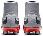 Бутсы детские Nike Hypervenom Phantom III Academy DF FG Оригинал (AQ9217 600), фото 5