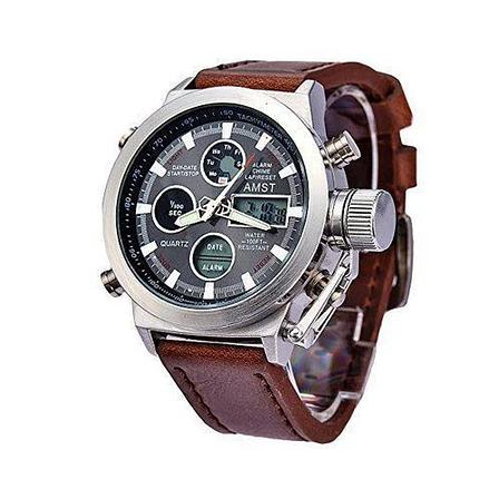 Мужские наручные часы AMST II Watch Милитари, армейские часы АМСТ, наручные часы AMST 2, фото 2