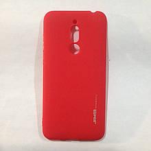 Чехол для Meizu M6T SMTT Red