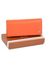 Гаманець ST Жіночий позов-шкіра  W501 orange