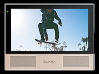 Видеодомофон Sonik 7 Slinex, чёрный + сменные панели
