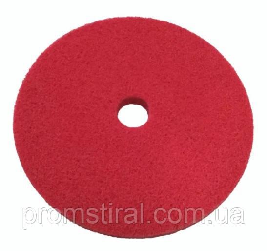 Вспененный абразивный круг Р120 150х20х22 красный