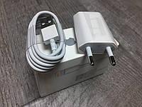 Зарядка + Кабель Lightning Apple iPhone 5, 5S, 6, 6S, 6Plus, 7, 7 Plus, 7+, 8, 8+,X, XR UPC Original Quality