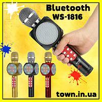 Беспроводной караоке микрофон WS-1816 Wster, фото 1