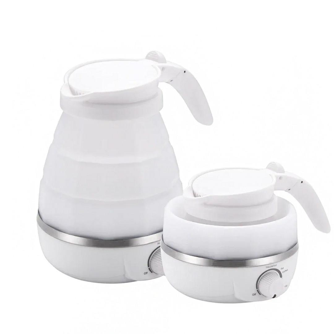 Складной силиконовый электрочайник (Чайник - SmartTech)