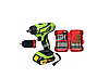 Шуруповерт аккумуляторный ProСraft PA18PRO с DFR патроном, набором сверл и бит