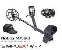 МЕТАЛЛОИСКАТЕЛЬ NOKTA/MAKRO SIMPLEX+ WHP, фото 1