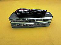 ДХО  DRL-X6 (5 диодов) дневные ходовые фары