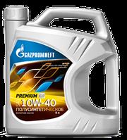 Масло моторное всесезонное универсальное Gazpromneft Premium 10W-40