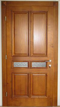 Двері міжкімнатні  з масиву, серія  Мілан