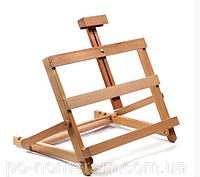 Brushme Мольберт деревянный настольный M19