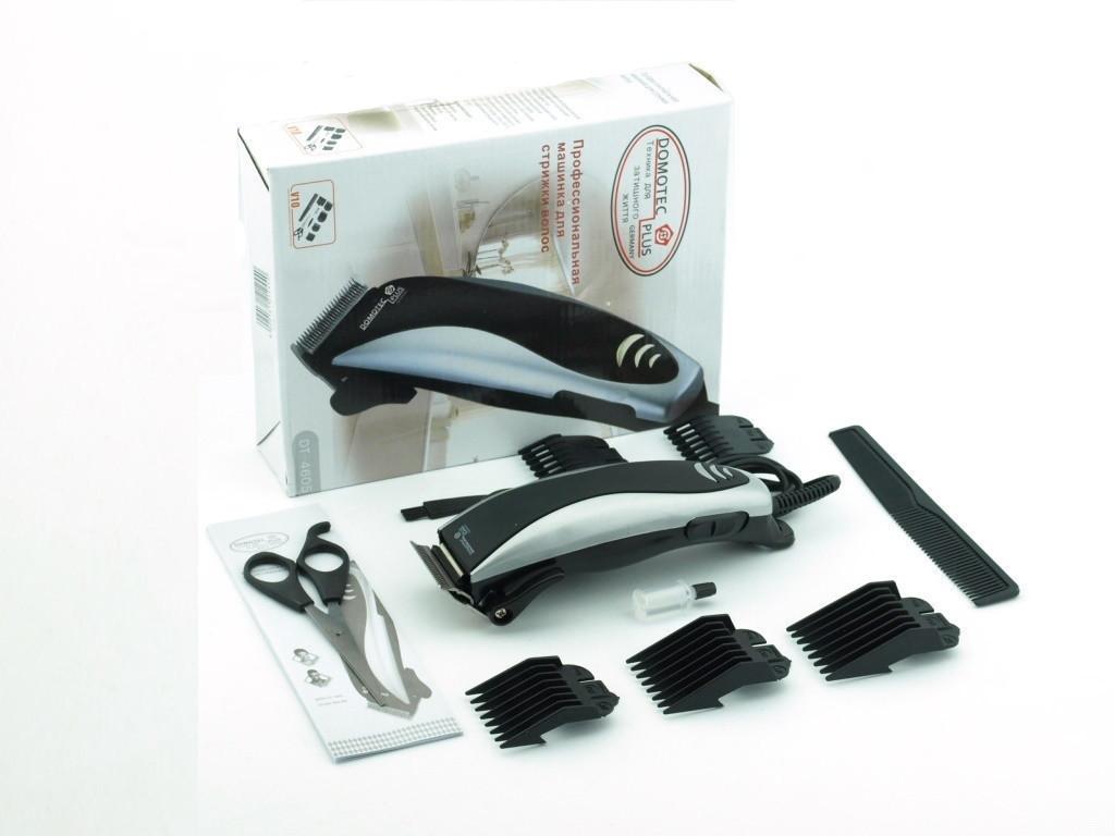 Domotec DT-4605 машинка для стрижки волосся