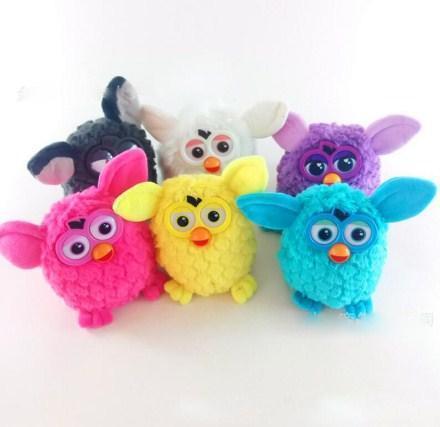 Говорящая игрушка Сова - повторюшка Фёрби Furby