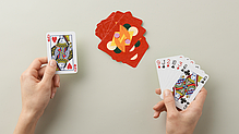 Карты игральные | Charlie Oscar Patterson x Yolky Games Playing Cards Twin Set, фото 2