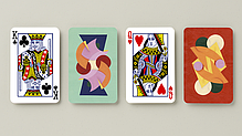Карти гральні | Charlie Oscar Patterson x Yolky Games Playing Cards Twin Set, фото 3