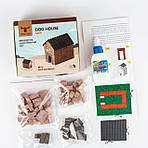 Домик для собаки | Конструктор керамический, фото 2