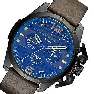 Часы наручные Diesel Ironside 5 Bar 7756, мужские часы, стильные мужские часы, наручные часы кварцевые, фото 2