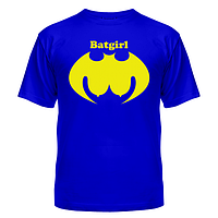 Футболка Batgirl, фото 1
