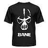 Футболка Bane face