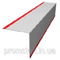 Металлический уголок 100*100 мм, внутренний внешний угол,гнутье, гнутые изделия,  планки для кровли, фото 2