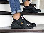 Чоловічі кросівки Baas (чорні), фото 3