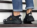 Чоловічі кросівки Baas (чорні), фото 4