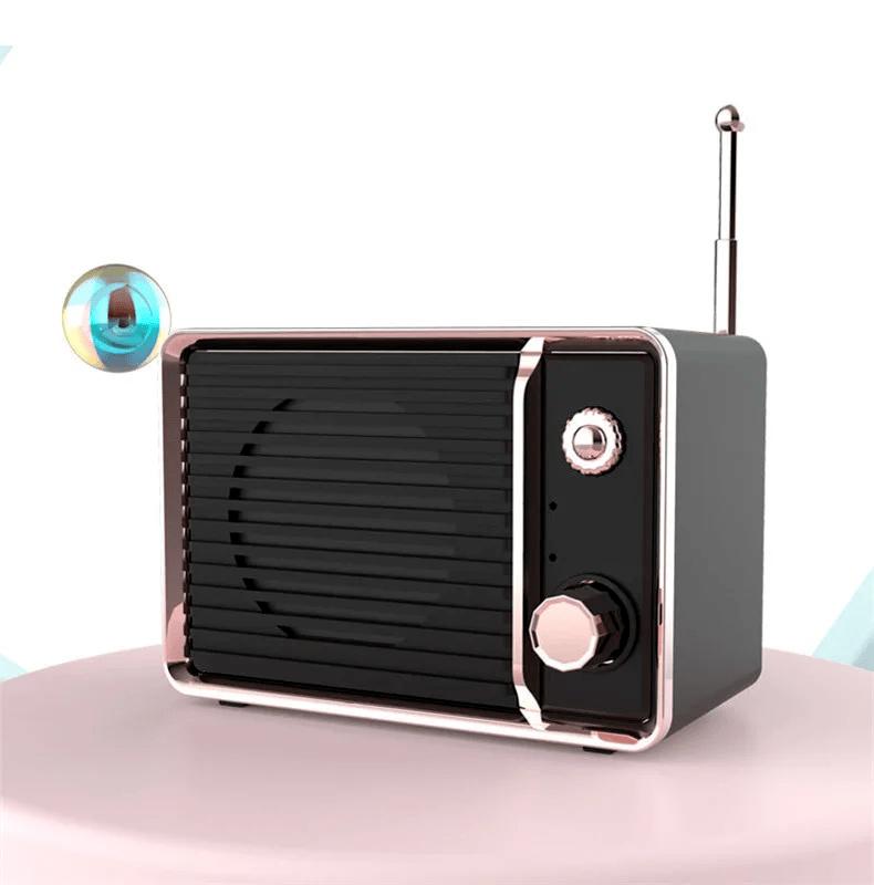 Колонка Bluetooth DW-01 Черный