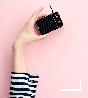 Колонка Bluetooth DW-01 Черный, фото 3