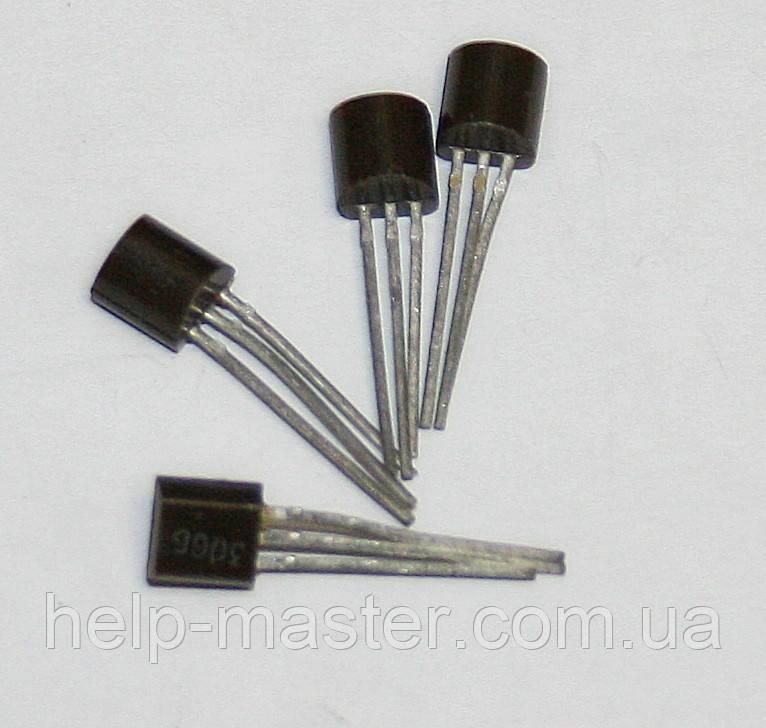 Транзистор КТ3102БМ