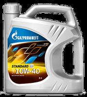 Масло моторное всесезонное универсальное Gazpromneft Standard 10W-40, 15W-40, 20W-50
