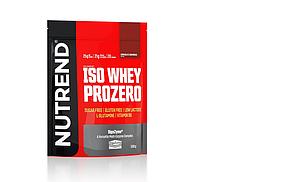 Протеїн Nutrend Iso Whey Prozero 500g